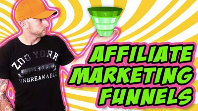 Affiliate Marketing  Sales Funnel- How To Create A Simple Funnel