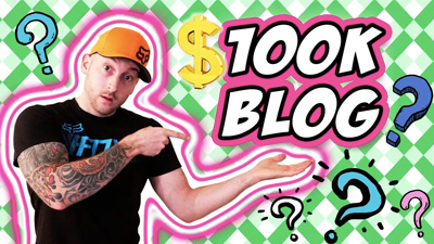 How To Make Money Blogging- How To Make Your First $100,000 Blogging