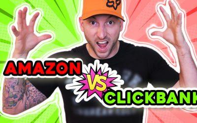 Amazon Affiliate Program Vs Clickbank Affiliate Program