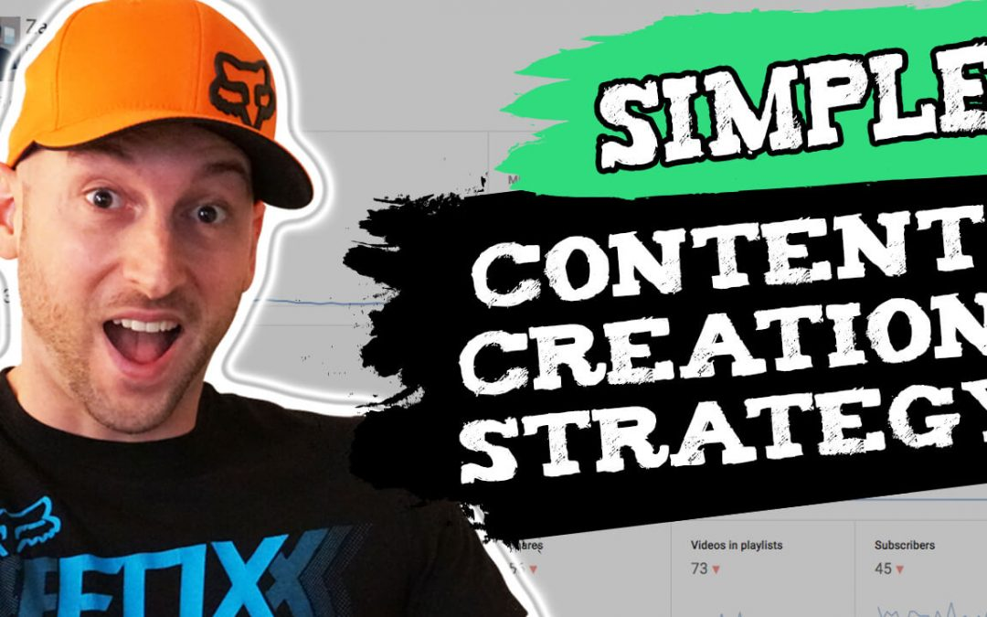 Content Creation Strategy: How I Create Content Online